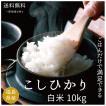 コシヒカリ白米10kg(5kgx2袋) お米 29年度福島県産 太三郎米