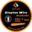 GeekVape Clapton Wire [クラプトンワイヤー]KantalA1 28Gx2 + 32G 15FT