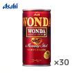 アサヒ ワンダ モーニングショット 185g缶×30本入 WONDA