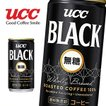 【送料無料】UCC 上島珈琲 ブラック BLACK 無糖 185g缶×30本入 1ケース (※東北・北海道・沖縄除く)