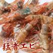 日本海の美味 近海産モサ海老300g(20匹前後)