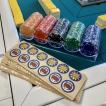 ポーカーチップAMOS(シール付)