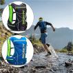 (AONIJIE) 10L トレイルランニング (2色/2サイズ) ザック バックパック 登山リュック ザック ハイドレーションバッグ サイクリングバッグ E904S