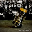 Reload RTA 24mm <Black> ReLoad Vapor USA / リロード*正規品*VAPE