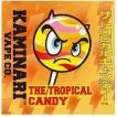 ザ トロピカルキャンディ 15ml カミナリベイプ CO. / The Tropical Candy Kaminari Vape Co. VAPE用リキッド