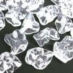 アクリルアイス ロック 蛍光クリア 無色透明 1kg アイス アイスロック 氷 ディズプレイ 透明 クリア 送料無料 新生活 母の日
