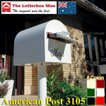 The Letterboxman American Post 3105(全6色)(ネームプレート台座なし)