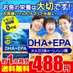 DHA+EPA オメガ3系α-リノレン酸 約1ヵ月分 お魚サプ...