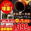 禄豊香醋+黒酢ソフトカプセル 約4ヵ月分  サプリ ...