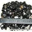 モリオン 純天然 黒水晶 さざれサイズ:大 t717-3