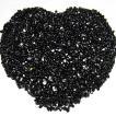 5Kg モリオン 純天然 黒水晶 さざれサイズ:中 t717-5