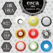 esca / エスカ コスプレ ハロウィン向け特殊カラコン1箱1枚入り