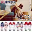 SUPERGA スペルガ スニーカー メンズ レディース 靴 カジュアル スニーカー シューズ キャンバス 国旗 コトゥ フラッグ 2750 COTU FLAG