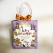 ハロウィン お菓子 詰め合わせ ジャックオランタンフェルトバッグ お菓子をかわいいフェルト製バッグに詰め合わせ