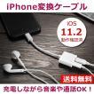 iPhone イヤホン 変換ケーブル 変換アダプタ イヤホンジャック 2in1 音楽 通話 アイフォン8 Plus 7 y2