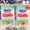 お米 BG無洗米 10kg(5kg×2) 秋田県産あきたこまち 令和2年産