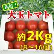 大玉トマト「ちっちゃな太陽」(約2Kg)