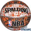 外用バスケットボール7号 SPALDINGグラフィティ スポルディング73-722Z