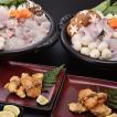 ふぐちり鍋「ふぐ鍋・唐揚セット7-8人前/超冷」