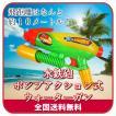 水鉄砲 ポンプアクション式ウォーターガン 超強力飛距離10m アウトドア・ビーチグッズ プール用品 夏休み 海水浴 子供おもちゃ