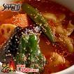 北海道札幌発祥のSHANTi(シャンティ)オリジナルスープカレーとモモ<辛さ40ボーガ>超激辛注意!!