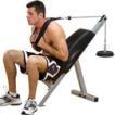 (動画参照)(アブベンチ)Bodysolid ソリッドアブ ABー21/検品後発送