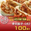 餃子 ぎょうざ 幸せ餃子(大)100個セット 神奈川県産「高座豚」を使用 約4.0kg