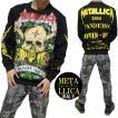 Tシャツ メンズ ローリングストーンズ Rolling Stones/レッド スカル ベロ ラインストーン スタッズ