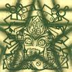 ガチャ限定商品をネット通販 ガム女学園 序章編 ゴールドスターシール 全1種×2枚(金箔動プリ:48mm×48mm)