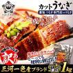 うなぎ CM-1000 カット 1kg (10~20パック) CM-1000 1食約50g 蒲焼き    鰻 ウナギ 訳あり 国産