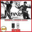 東方神起 キーリング TVXQ! SPECIAL LIVE TOUR IN SEOUL T1STORY &...! アンコールコンサート公式グッズ☆ポストカード付