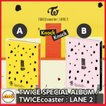 TWICE(トゥワイス)-SPECIAL ALBUM / TWICEcoaster : LANE 2/ Knock Knock