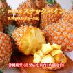 【送料無料・即発送可】沖縄県産スナックパイン 2.5Kg以上(2玉〜3玉)