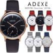 レディース 腕時計 ADEXE アデクス PETTIT-7series 1870B  ユニセックス スモールセコンド付 アナログ 日本製ムーブメント
