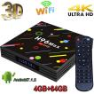 H96MAX  アンドロイド テレビボックス TV BOX  入手困難アプリ導入済4K2K、Full HD、WiFi対応 無料で海外TV、ドラマ、映画観放題!