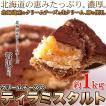 クリームチーズのティラミスタルト1kg 北海道の恵みたっぷり!