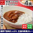 カレー レトルト 業務用 北海道 ご当地カレー 南家チキンカレー 4食セット お取り寄せ ギフト