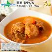 スープカレー レトルト 業務用 北海道 ご当地カレー 南家 ココナッツ 4食セット お取り寄せ ギフト