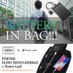 ポーター ショルダーバック PORTER SLING SHOULDER BAG × Power Leaf 次世代バッテリー 吉田カバン コラボ