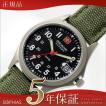 スイスミリタリー 腕時計 ML386 クラシック ブラック×カーキ メンズ (長期保証5年付)