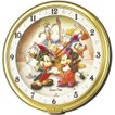 セイコー クオーツ FW521G 掛時計 ディズニータイム ミッキー&フレンズ