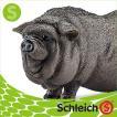 Schleich シュライヒ社フィギュア 13747 ポットベリードピッグ Pot bellied pig