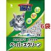 猫砂 ペーパーズグリーン ( 7L*6コセット )