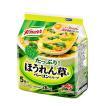 クノール ほうれん草とベーコン ( 5食入 )/ クノール