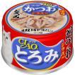 いなば チャオ とろみ ささみ・かつお シラス入り ( 80g )/ チャオシリーズ(CIAO)