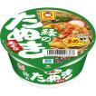 マルちゃん 緑のまめたぬき天そば(ミニカップ)  ( 1コ入 )