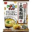 ベビースター ドデカイラーメン 丸亀製麺 野菜かき揚げのせかけうどん味 ( 68g )/ ベビースター