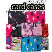 じゃばら ネコ柄 カードケース 10柄種類 選べるシリーズ5 猫 ねこ