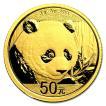 パンダ金貨 3g 2018年製 クリアケース入り 中国人民銀行 3gの純金 保証書付き