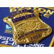 ボストンストロング ボストン市警察バッジ&パッチセット